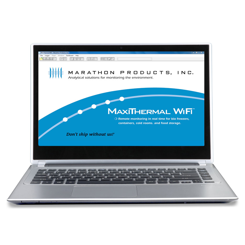 MaxiThermal-WiFi Software