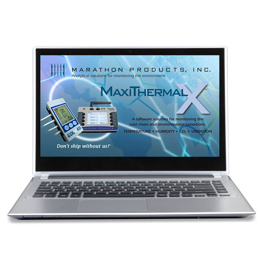 MaxiThermal-X Software For EDL-4S