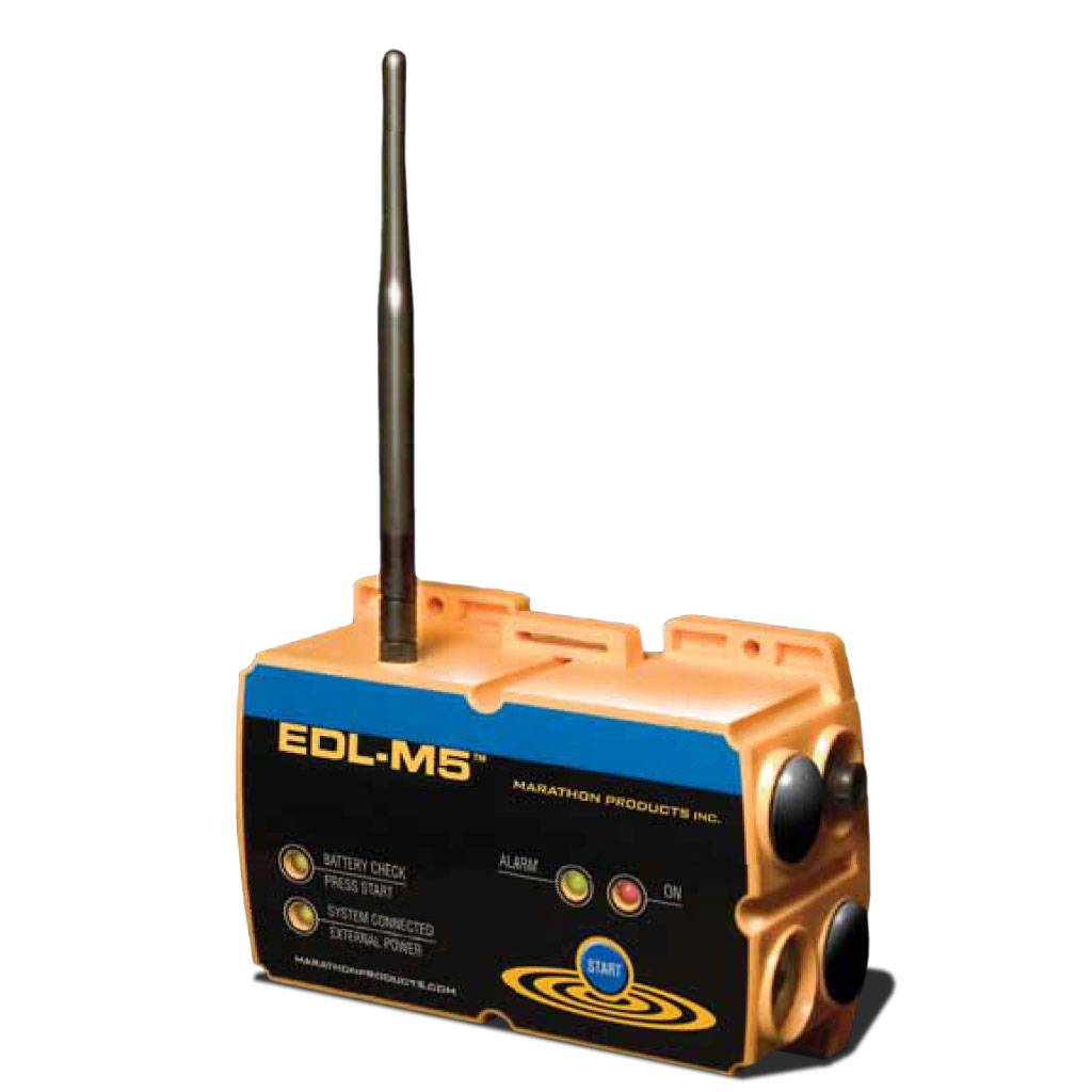 EDL-M5 Wireless Temperature Data Logging