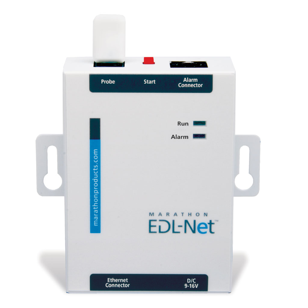 EDL-Net Ethernet Temperature Monitoring