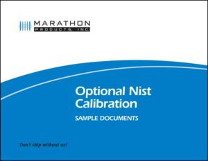 Optional Nist Calibration Sample Documents