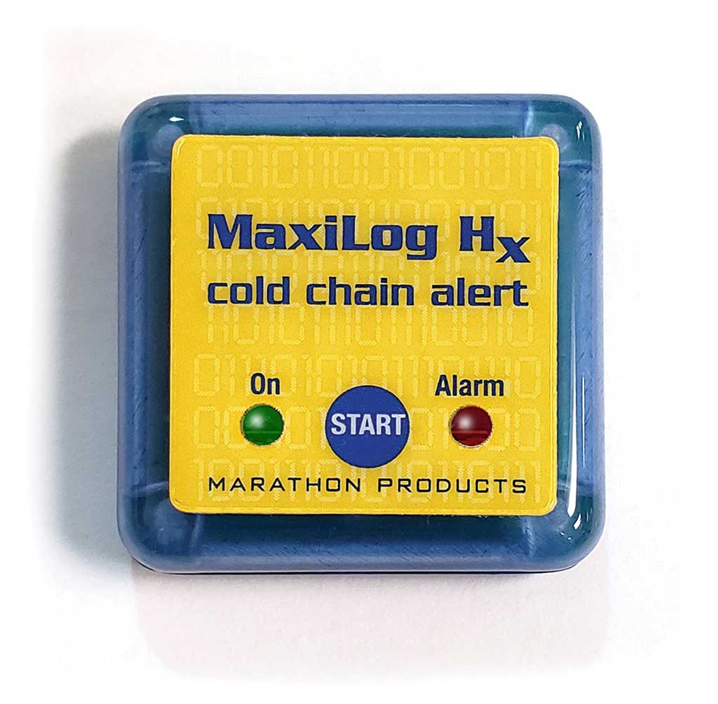 MaxiLog-Hx Temperature Data Logger