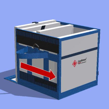 Expand box