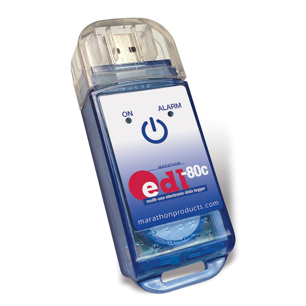 EDL-80C GEN2 Temperature Data Logger